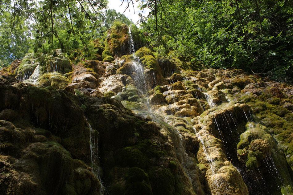 Photo de Cascade des Fontaines pétrifiantes
