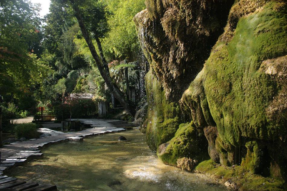 Les Fontaines pétrifiantes en photos