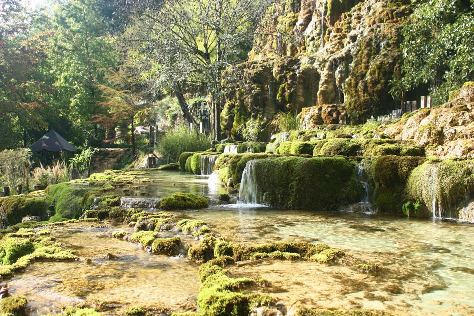 Photos des Fontaines Pétrifiantes
